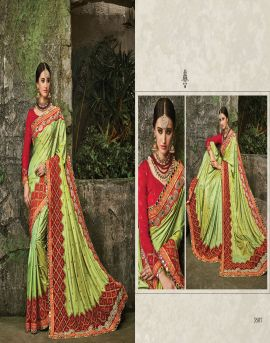 Bridal wholesale designer sarees catalog