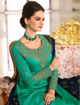 Zubeda Present Mishti vol 2 Salwar Suits collection.